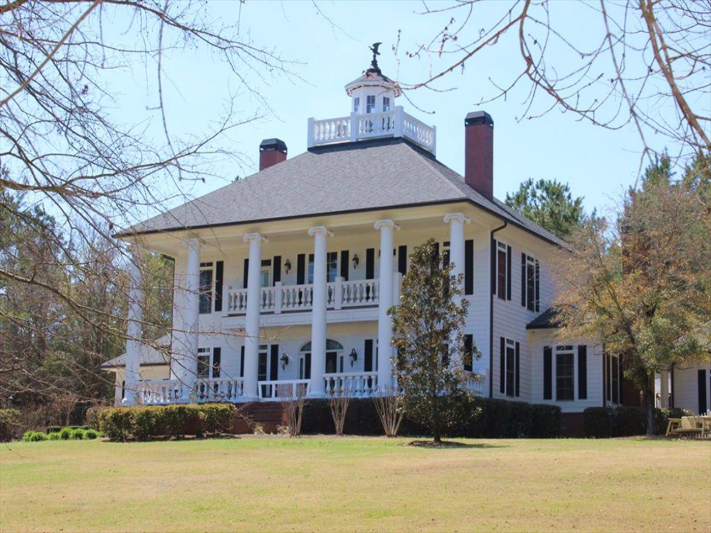 Mill House Plantation : Sparta : Hancock County : Georgia