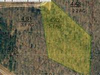 Lot 211 5.0 Ac Lot In Indian Lake : Cedar Grove : Carroll County : Tennessee