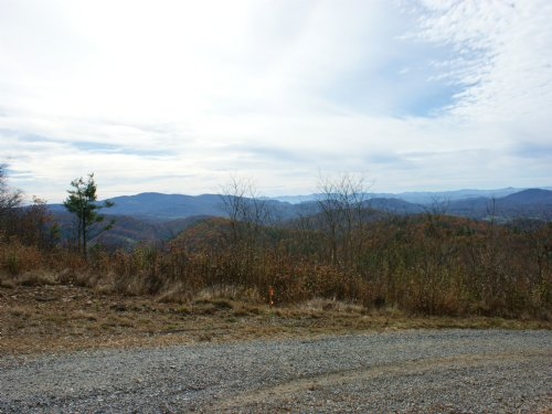 51.01 Acres With Amazing Views : Troutdale : Grayson County : Virginia