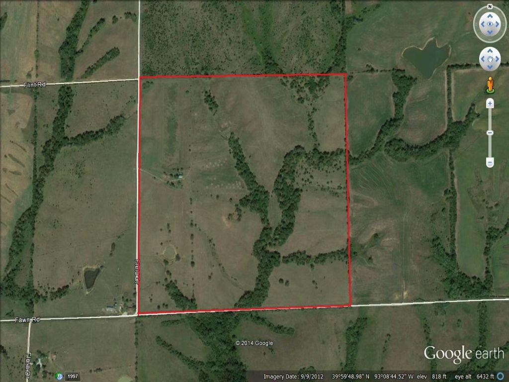 160 Acres : Purdin : Linn County : Missouri