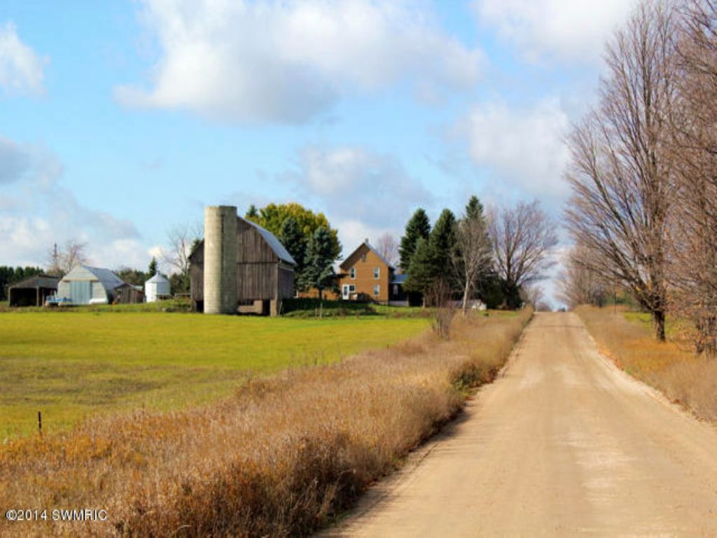 Farm House And 132 Acres : Manton : Wexford County : Michigan