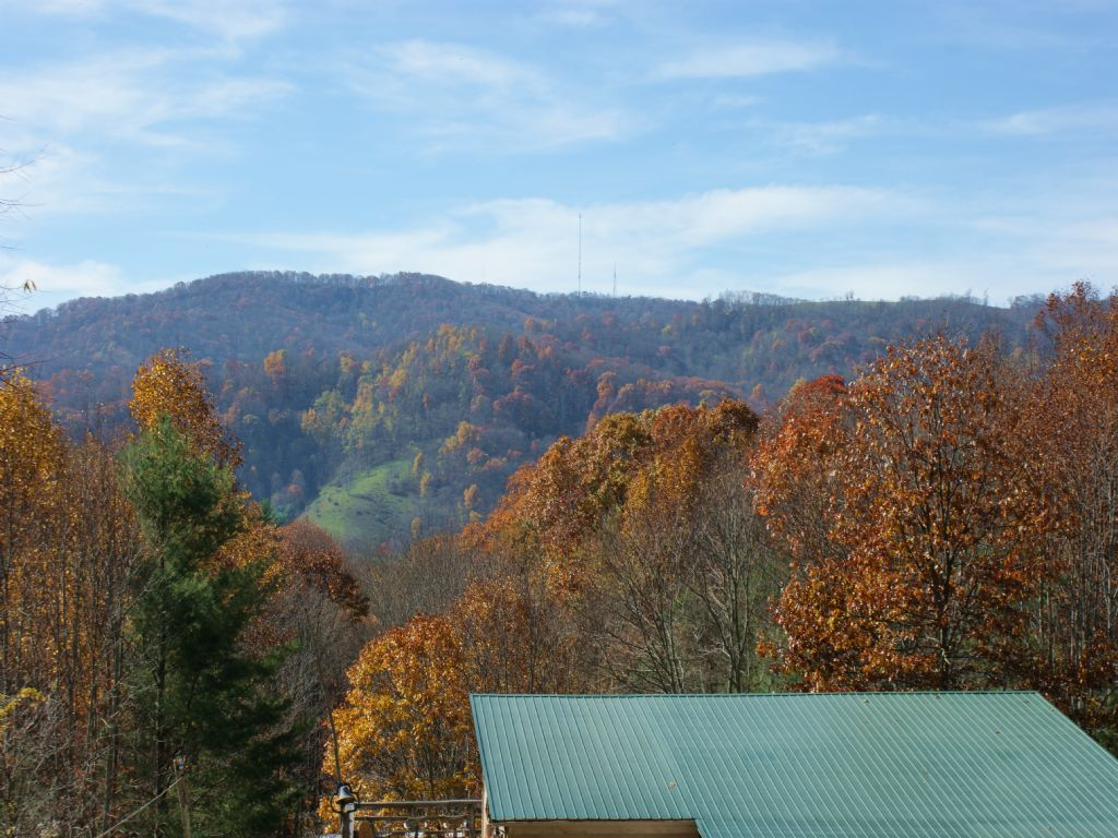 101.2 Acres & Cabin : Independence : Grayson County : Virginia