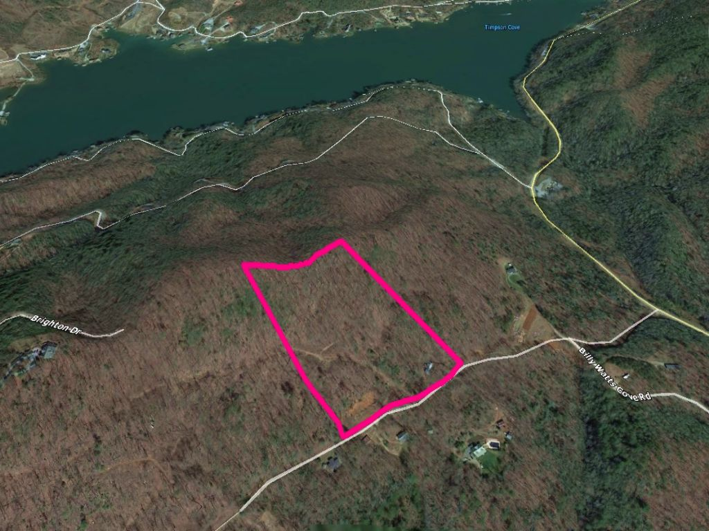 Online Only Auction Of 10± Acres : Tiger : Rabun County : Georgia