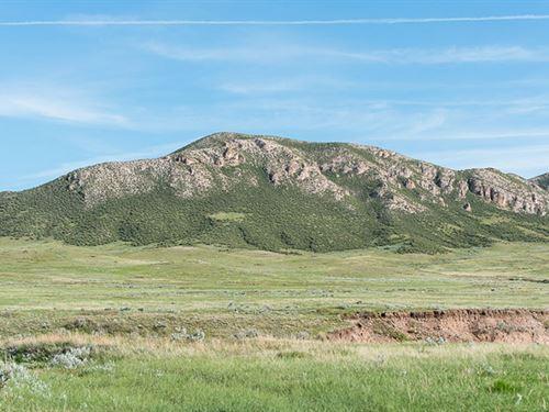 Weber Mountain Ranch : Wheatland : Platte County : Wyoming
