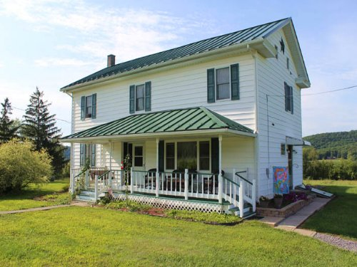 33 Acres And Farmhouse : Danville : Columbia County : Pennsylvania