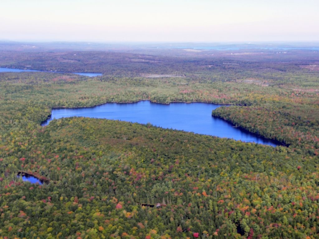 Little Cathance Lake : Dennysville : Washington County : Maine
