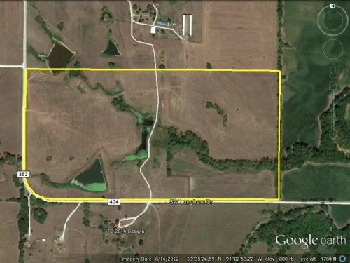 77.6 Ac Sw Longhorn Dr. Caldwell Co : Polo : Caldwell County : Missouri