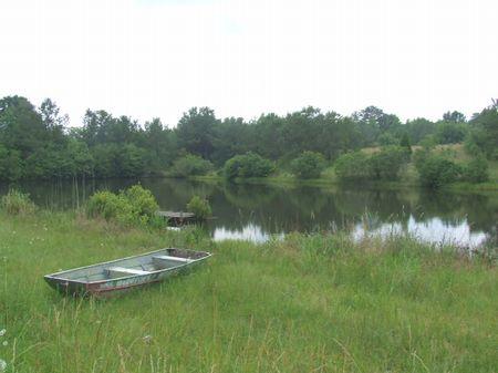 66 Acre Hunting And Fishing Retreat : Grady : Montgomery County : Alabama