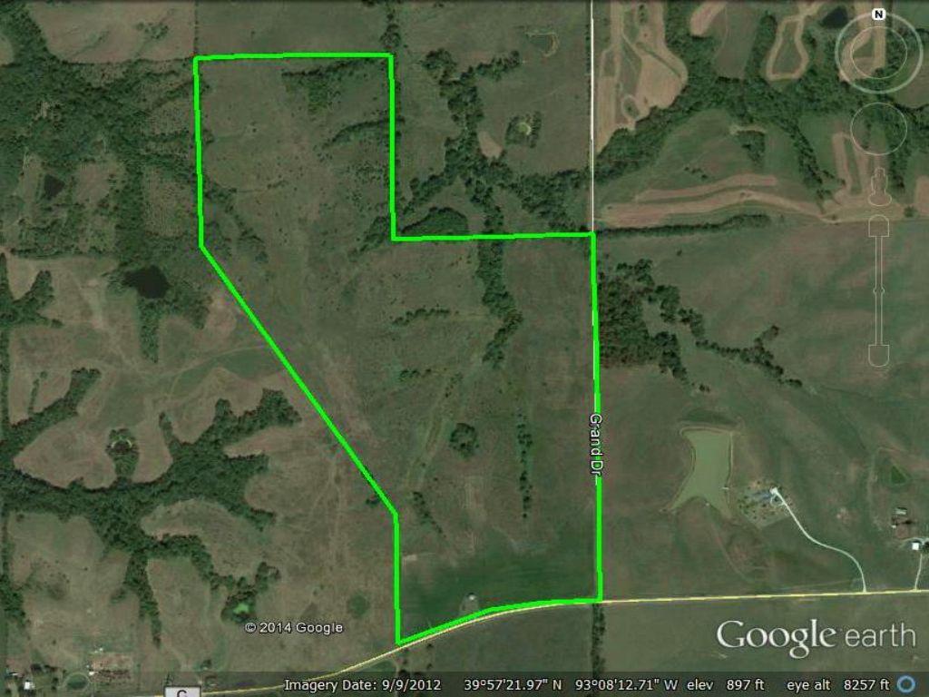 153 Acres : Purdin : Linn County : Missouri