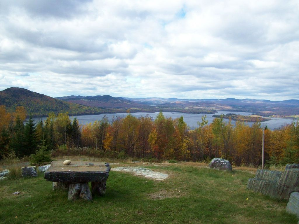 Jackman Mountain Top Cabin : Jackman : Somerset County : Maine
