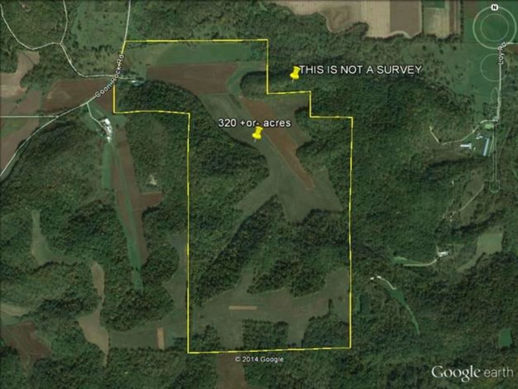 325 Acres - Coon Rock Rd : Arena : Iowa County : Wisconsin