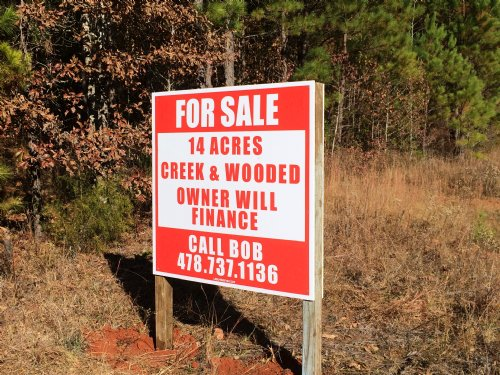 Beautiful Home Site On Irvin Farm : Shiloh : Harris County : Georgia