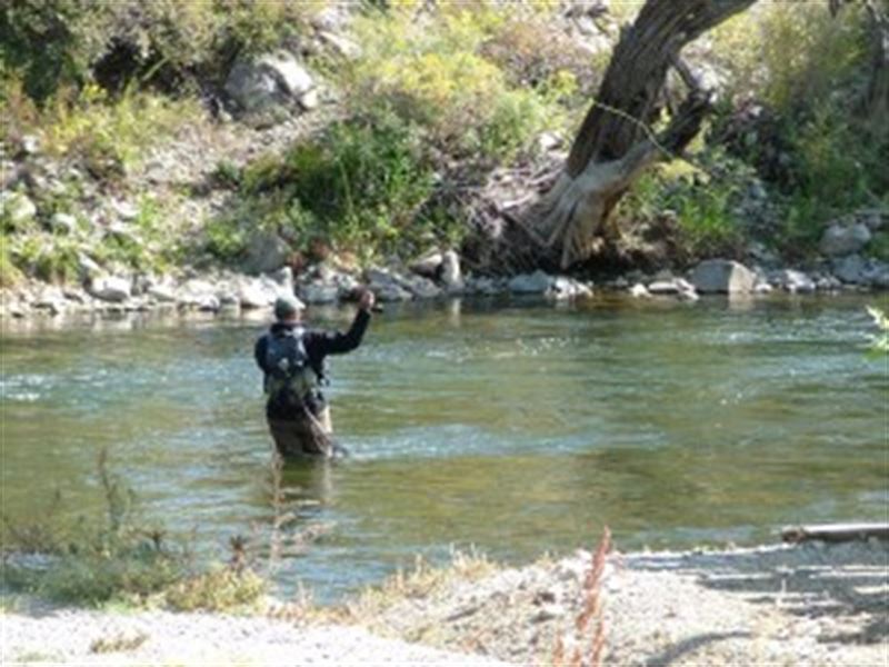35 Acres + Private Blm Access : Texas Creek : Fremont County : Colorado