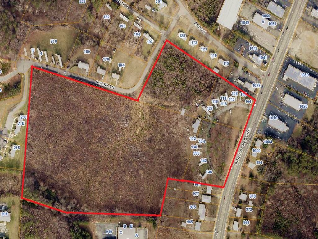 Commercial Property : Danville : City of Danville County : Virginia