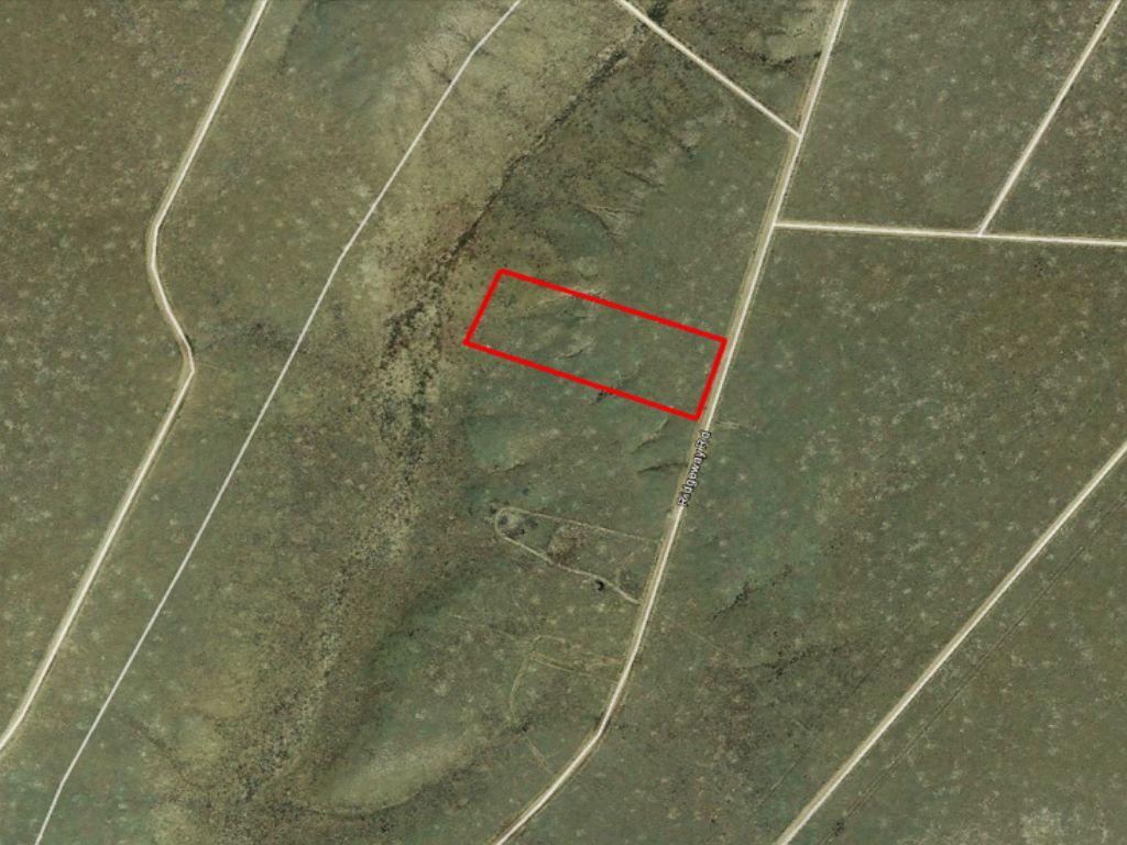 5.20 Acres Near San Luis : San Luis : Costilla County : Colorado