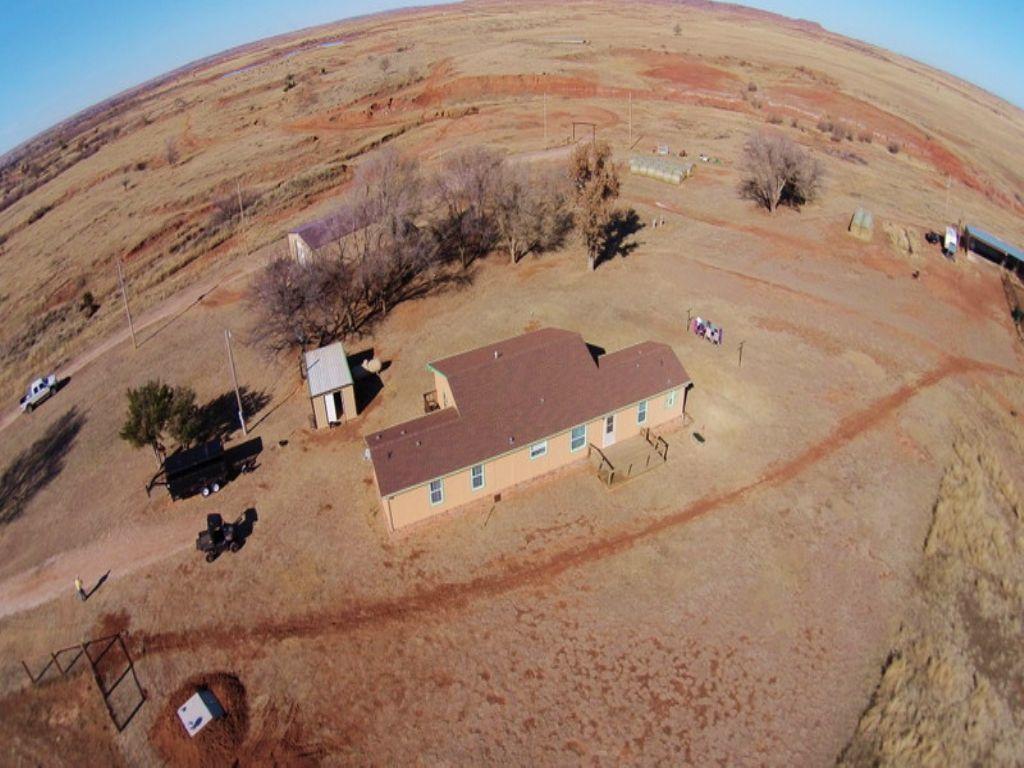 Absolute Auction Woods County Ranch : Waynoka : Woods County : Oklahoma