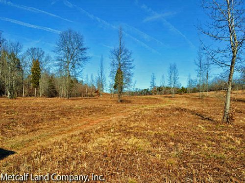 28.6 Acres On N. Pacolet River : Campobello : Spartanburg County : South Carolina