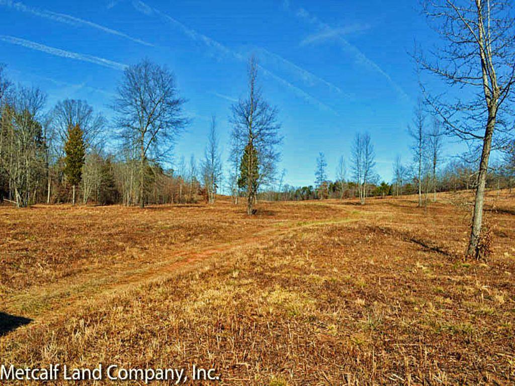 28.6 Acres On N. Pacolet River : Campobello : Spartanburg County : South Carolina