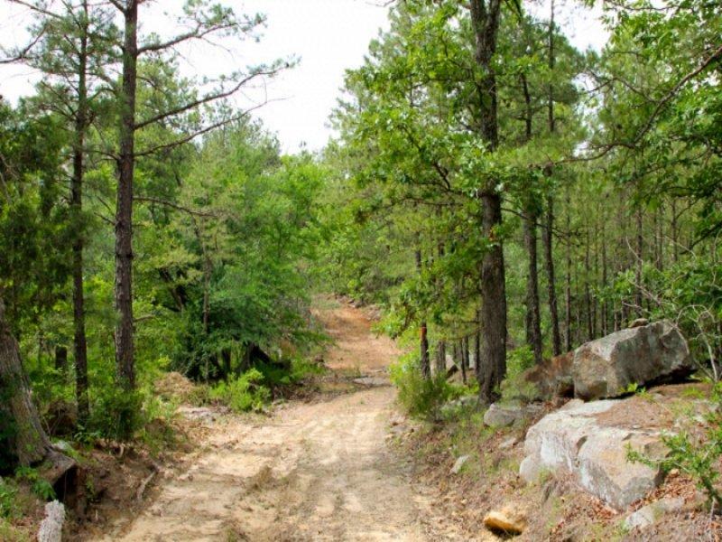 9.53 Acre Trophy Ridge Iii : McAlester : Pushmataha County : Oklahoma