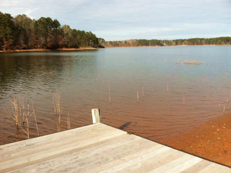 Lake Thurmond At Fishing Creek : Lincolnton : Lincoln County : Georgia