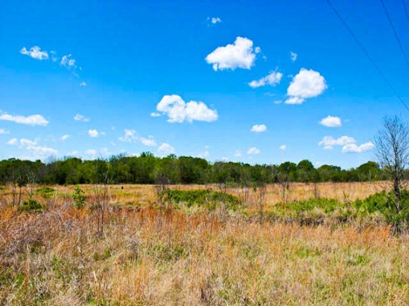 5 Acre Saddlebrook Ranch : Okemah : Okfuskee County : Oklahoma
