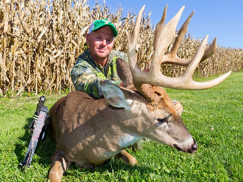 252 Ac. Superior Hunting And Income : Summer Hill : Pike County : Illinois