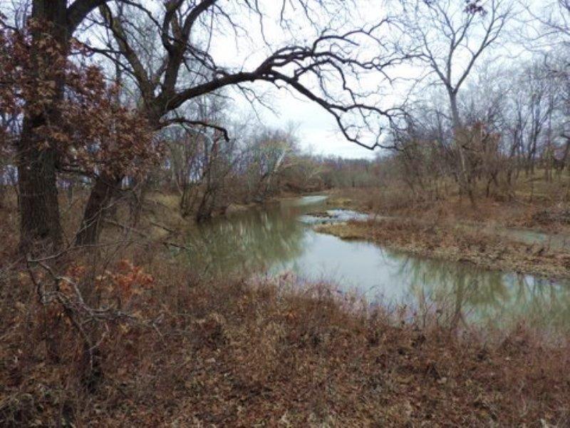 80 Acres : Hamilton : Greenwood County : Kansas