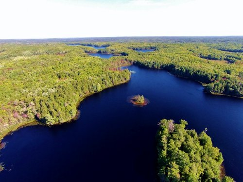 169053 - 245 Acres Owl Lake : Oma : Iron County : Wisconsin