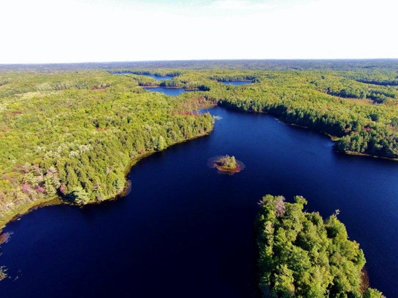Mls 169053 - 245 Acres Owl Lake : Oma : Iron County : Wisconsin