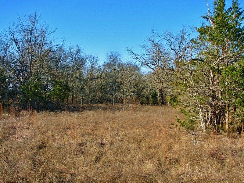 Hugo Lake Tract 4 : Hugo : Choctaw County : Oklahoma