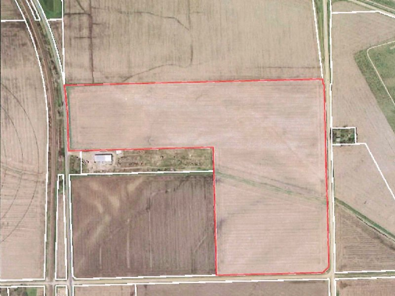 Cropland Auction : Lawrence : Douglas County : Kansas