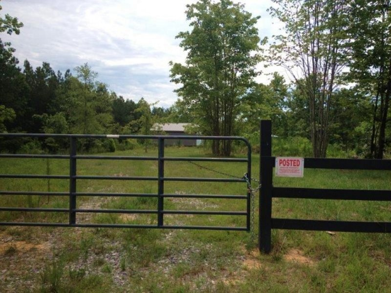 5.90+/- Acres With Unfinished Cabin : South Pittsburg : Marion County : Tennessee