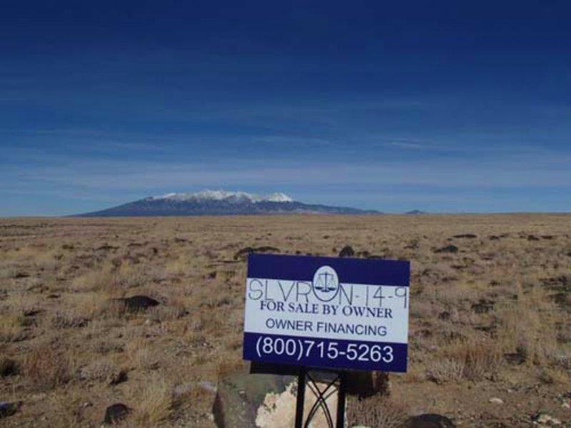 5 Acres, Mountain View : Blanca : Costilla County : Colorado
