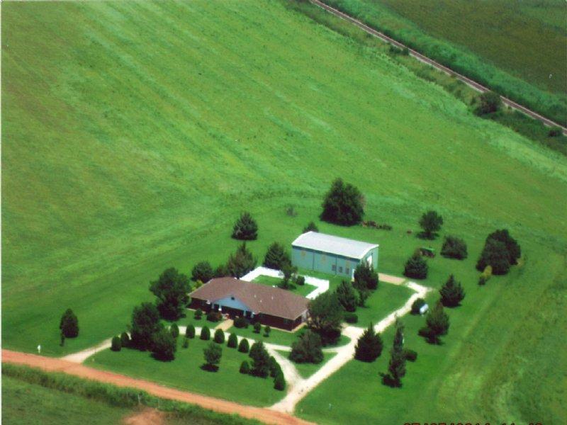 3/28 Auction - 380 Acres - Homesite : Enid : Garfield County : Oklahoma