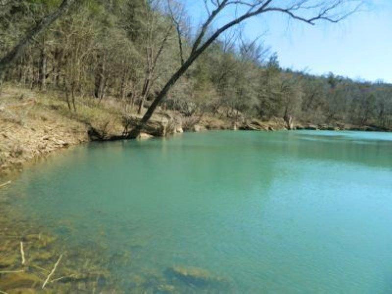 Mulberry River 60 : Ozark : Franklin County : Arkansas