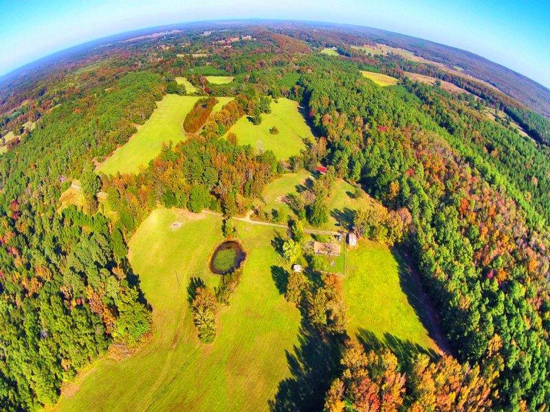 Lake Conway Ranch : Conway : Faulkner County : Arkansas