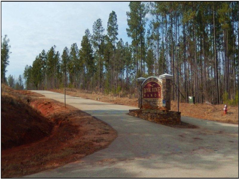Reduced Residential Sub : Eatonton : Putnam County : Georgia