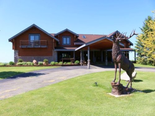 Amazing Country Setting On 31 Acres : Brooklyn : Green County : Wisconsin