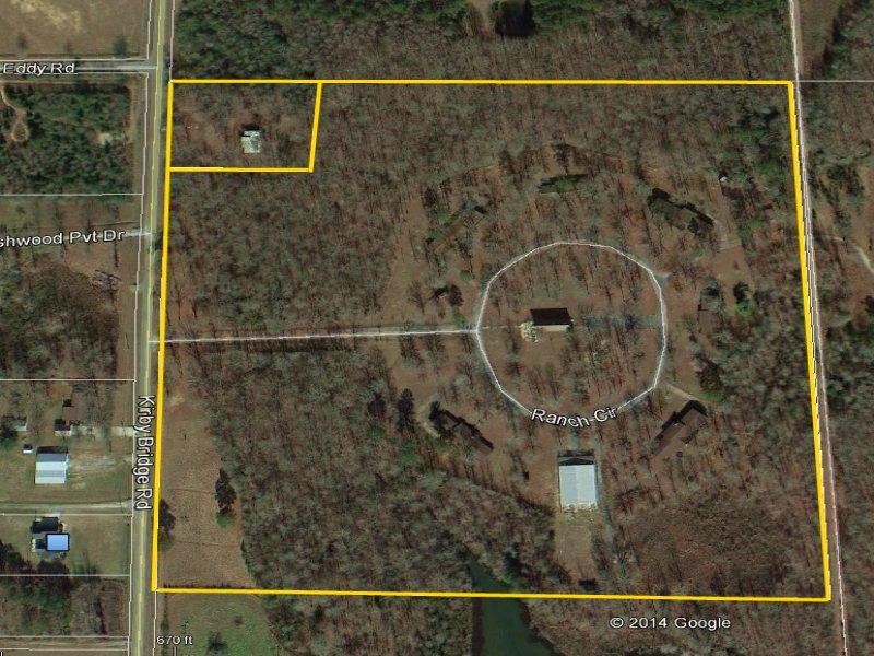 Former Youth Ranch Auction : Danville : Morgan County : Alabama