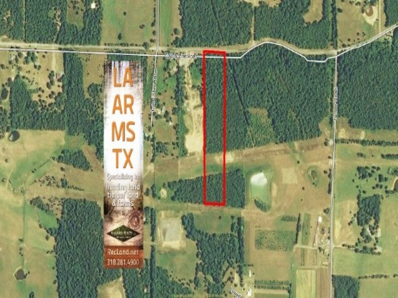 10 Ac - Wooded Home Site Tract - Pr : Rose Bud : White County : Arkansas