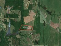26.686 Acres For Sale : Barnesville : Lamar County : Georgia