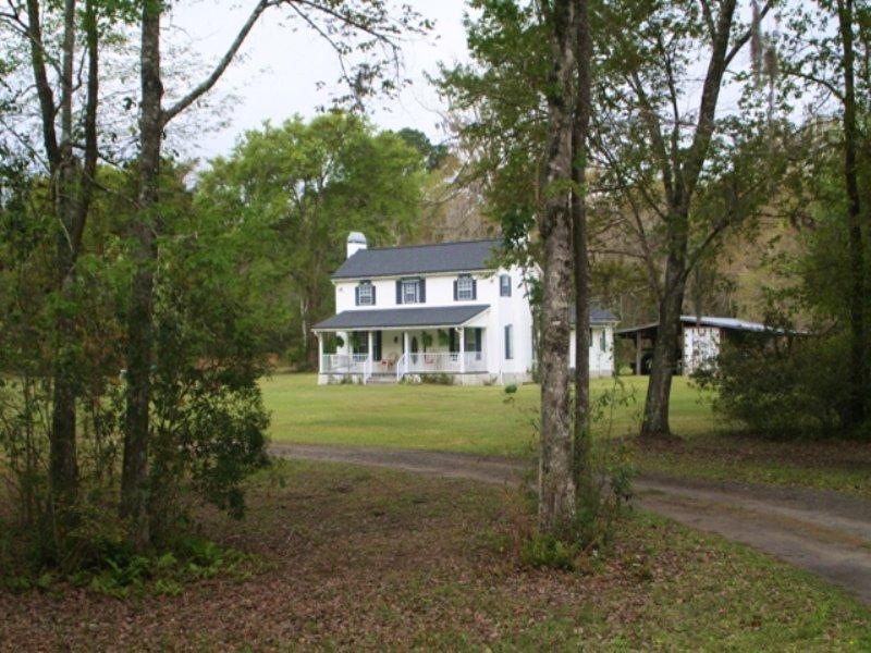 Beautiful Country House : Callahan : Nassau County : Florida