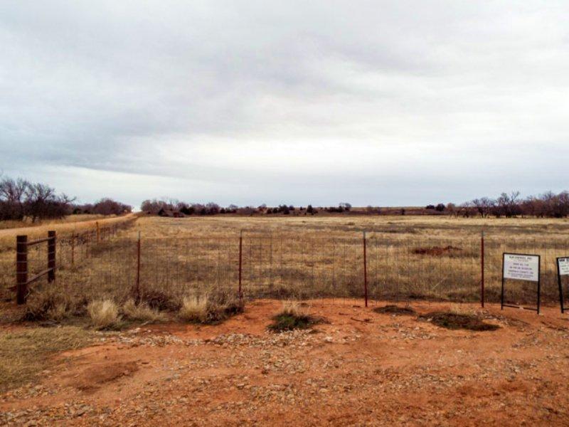 3/27 Auction: 240 Acres : Covington : Garfield County : Oklahoma