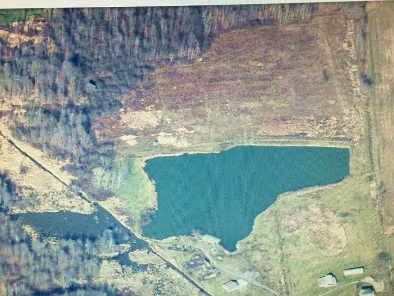 6 Acre Private Lake And 84 Acres : Jefferson : Ashtabula County : Ohio