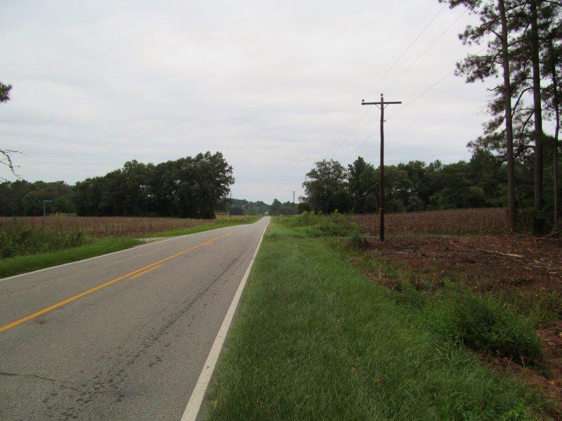 Yelverton Tract : Garland : Sampson County : North Carolina
