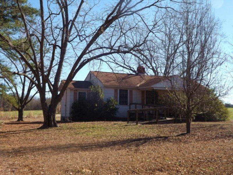 Reduced - Burkhalter Tract : Statesboro : Bulloch County : Georgia