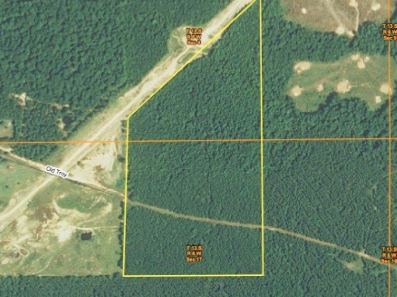Hunter 60 : Monticello : Drew County : Arkansas