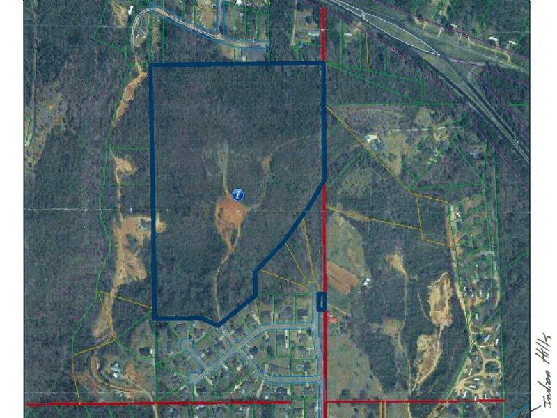 Leavitt 52 Acres : Prattville : Autauga County : Alabama