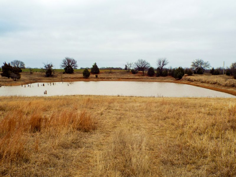 148.88 Acres - Ponds, Cattle : Perry : Noble County : Oklahoma
