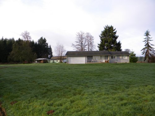 Home On 31 View Acres Close To I-5 : Winlock : Lewis County : Washington